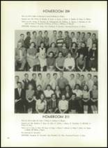 1954 Athens Christian High School Yearbook Page 46 & 47