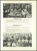 1954 Athens Christian High School Yearbook Page 50 & 51