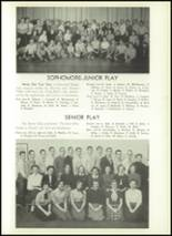 1954 Athens Christian High School Yearbook Page 56 & 57