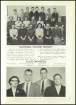 1954 Athens Christian High School Yearbook Page 58 & 59