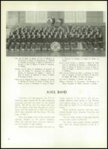 1954 Athens Christian High School Yearbook Page 64 & 65