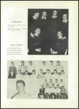 1954 Athens Christian High School Yearbook Page 70 & 71