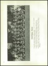 1954 Athens Christian High School Yearbook Page 72 & 73