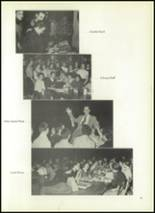 1954 Athens Christian High School Yearbook Page 84 & 85
