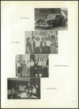 1954 Athens Christian High School Yearbook Page 86 & 87