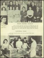 1951 Marysville-Rye High School Yearbook Page 14 & 15