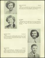 1951 Marysville-Rye High School Yearbook Page 18 & 19