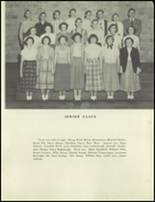 1951 Marysville-Rye High School Yearbook Page 28 & 29