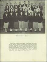 1951 Marysville-Rye High School Yearbook Page 30 & 31