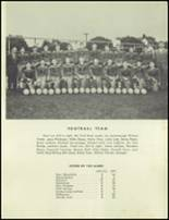 1951 Marysville-Rye High School Yearbook Page 34 & 35