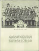 1951 Marysville-Rye High School Yearbook Page 42 & 43