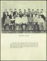 1951 Marysville-Rye High School Yearbook Page 44 & 45