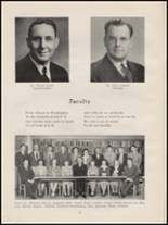 1947 Port Townsend High School Yearbook Page 10 & 11