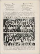 1947 Port Townsend High School Yearbook Page 20 & 21