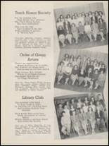 1947 Port Townsend High School Yearbook Page 22 & 23