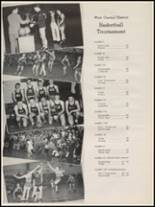 1947 Port Townsend High School Yearbook Page 38 & 39