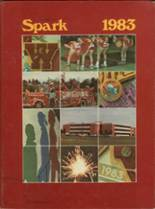 1983 Yearbook Williamsville East High School