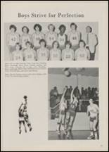 1975 Kinta High School Yearbook Page 20 & 21