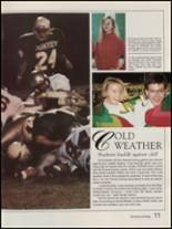 1991 Parkview High School Yearbook Page 14 & 15