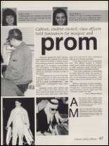 1991 Parkview High School Yearbook Page 50 & 51