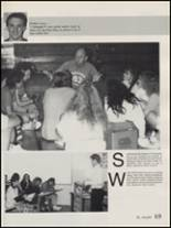1991 Parkview High School Yearbook Page 72 & 73