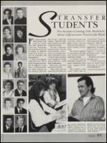 1991 Parkview High School Yearbook Page 84 & 85