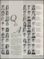 1991 Parkview High School Yearbook Page 118 & 119
