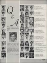 1991 Parkview High School Yearbook Page 124 & 125