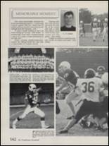 1991 Parkview High School Yearbook Page 146 & 147