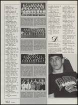 1991 Parkview High School Yearbook Page 166 & 167