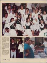 1991 Parkview High School Yearbook Page 178 & 179