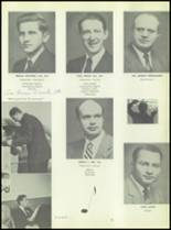 1951 Chaminade High School Yearbook Page 26 & 27