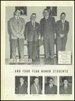 1951 Chaminade High School Yearbook Page 32 & 33
