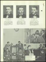 1951 Chaminade High School Yearbook Page 34 & 35