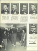 1951 Chaminade High School Yearbook Page 36 & 37