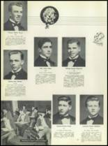 1951 Chaminade High School Yearbook Page 38 & 39