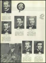 1951 Chaminade High School Yearbook Page 50 & 51