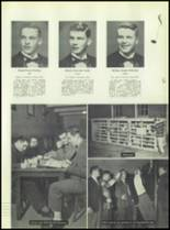 1951 Chaminade High School Yearbook Page 54 & 55