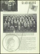 1951 Chaminade High School Yearbook Page 62 & 63
