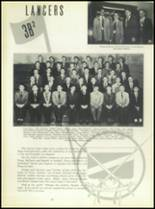 1951 Chaminade High School Yearbook Page 64 & 65