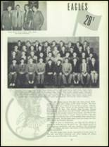 1951 Chaminade High School Yearbook Page 68 & 69