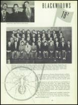 1951 Chaminade High School Yearbook Page 72 & 73