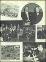 1951 Chaminade High School Yearbook Page 84 & 85
