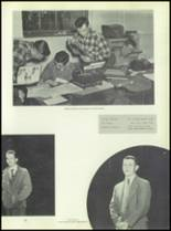 1951 Chaminade High School Yearbook Page 98 & 99