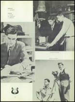1951 Chaminade High School Yearbook Page 100 & 101