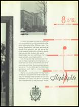 1951 Chaminade High School Yearbook Page 102 & 103