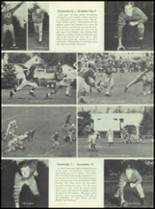 1951 Chaminade High School Yearbook Page 116 & 117
