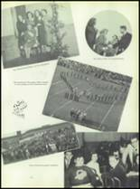 1951 Chaminade High School Yearbook Page 118 & 119