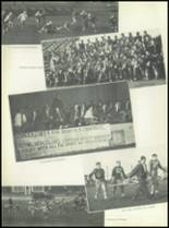 1951 Chaminade High School Yearbook Page 122 & 123