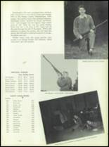 1951 Chaminade High School Yearbook Page 140 & 141
